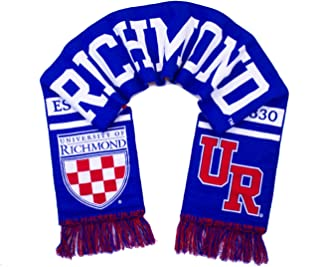 Tradition Scarves Richmond Spiders Scarf - University of Richmond Woven