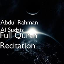 quran recitation abdul rahman al sudais mp3