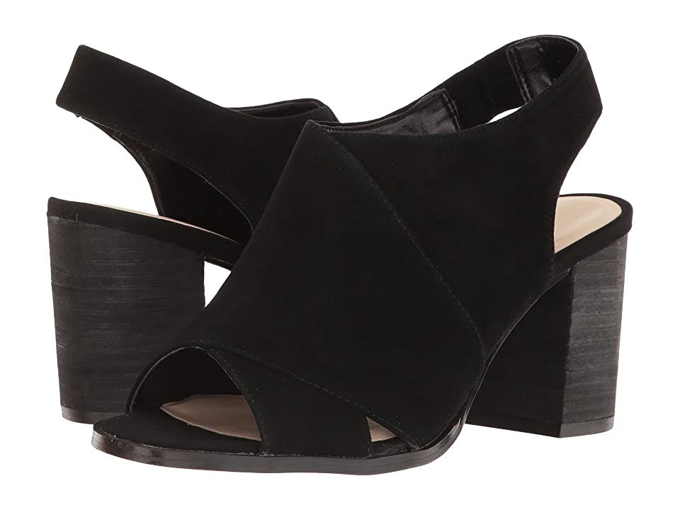 Nine West Burnby (Black Suede) High Heels