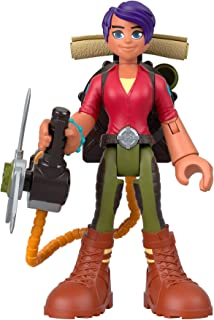 Fisher-Price Rescue Heroes Rae Niforest Figure & Accessories Set