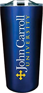 The Fanatic Group John Carroll University Double Walled Soft Touch Tumbler, Design-1 - Blue