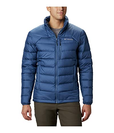 Columbia Big Tall Autumn Parktm Down Jacket (Night Tide) Men