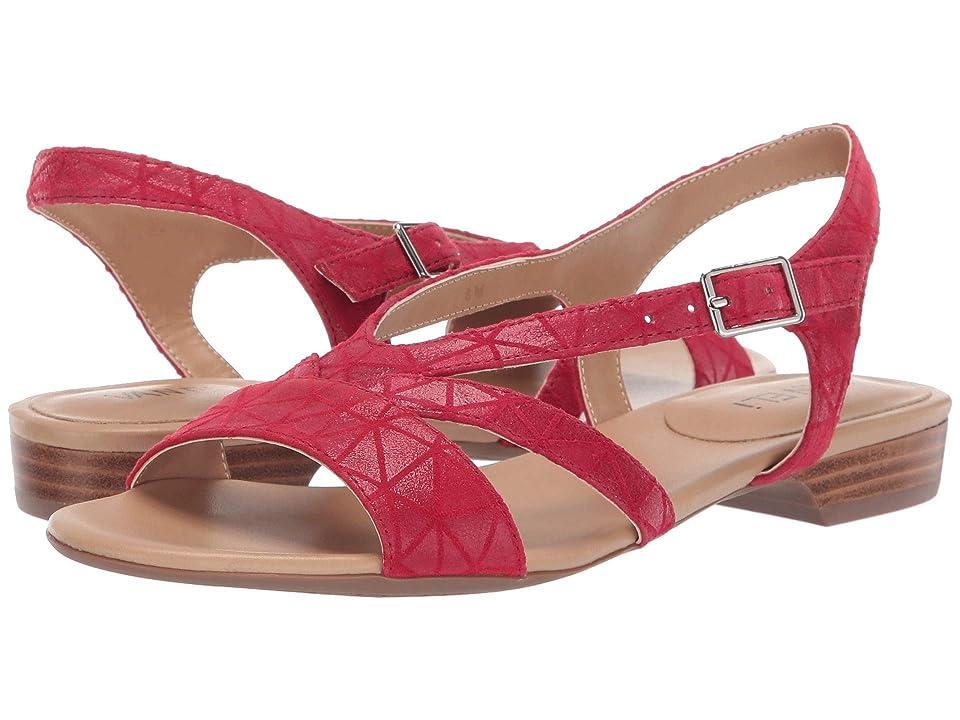 c3375d6fbc Vaneli Byrd (Red Trian Print) Women's Sandals
