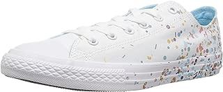 Converse Kids' Chuck Taylor All Star Metallic Foil Low Top Sneaker