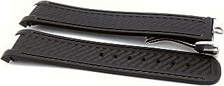 Best omega aqua terra rubber strap Reviews