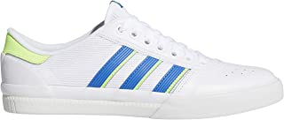 adidas Lucas Premiere Shoe - Men's FTWR White/Glory Blue/Signal Green, 13.0
