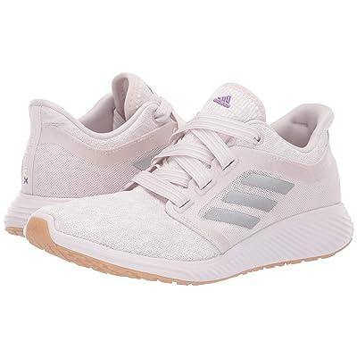 adidas Kids Edge Lux 3 (Big Kid) (Orchid Tint/Cloud White/Silver Metallic) Girls Shoes