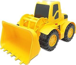 Boley Large Jumbo Bulldozer Construction Vehicle - 18