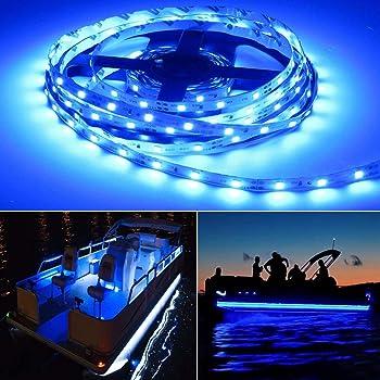 Explore Led Marine Light Strips For Boats Amazon Com