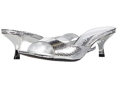 Calvin Klein Mega (Silver) Women