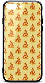 Seamless Pizza Slice Phone Case for iPhone 7Plus/8Plus TPU Full Body Protection Perfectly fit Anti-Scratch Fashionable Glossy Anti Slip Thin Shockproof Soft Case