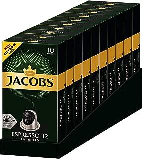 Jacobs Espresso Ristretto - Nespresso®* Cápsulas de café
