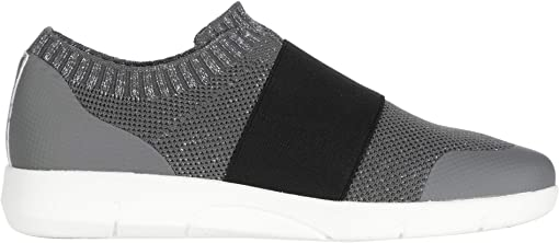 Gray/Silver Knit