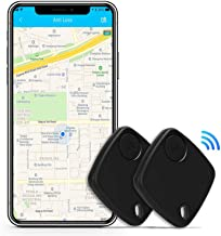 $26 » Key Finder Smart Tracker - Bluetooth Key Finder Locator with App for Phones Purse Keychain Bag Luggage - Anti-Lost Phone F...