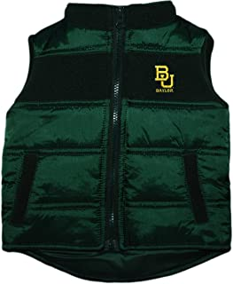 Baylor University Bears Baby and Toddler Puffy Vest