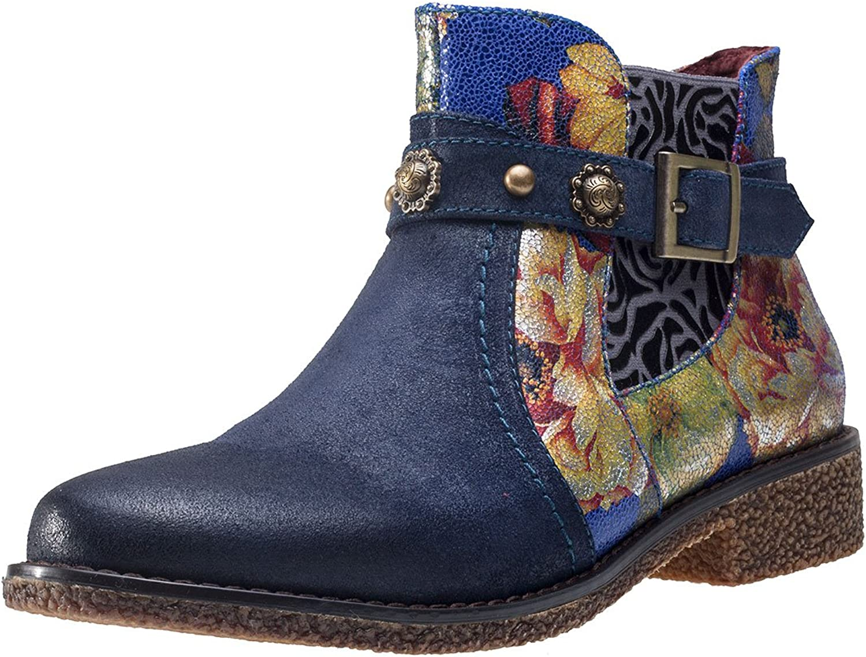 Laura Vita Coralie 04 Damen Ankle Stiefel  | Neue Sorten werden eingeführt