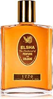 ELSHA COLOGNE 1776 Mens-4oz -The Aristocrat of Perfume and Cologne - Long Lasting Scented Cologne