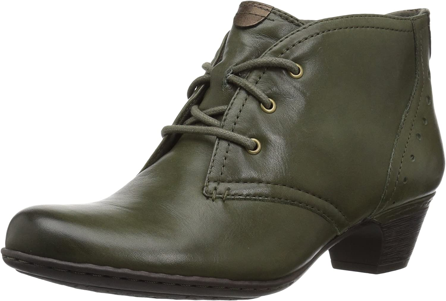 Rockport Womens Cobb Hill Aria Ankle Bootie