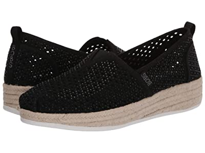 BOBS from SKECHERS Highlights 2.0 (Black/Black) Women