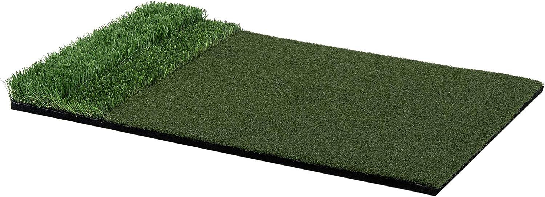 StrokeSaver Tri-Turf Plus Golf Mat 3 Feet 2 x In a popularity Super special price