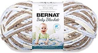 Bernat Baby Blanket Big Ball Little Cosmos