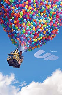 UP (Style B, Floating House) - 11x17 (27.94 x 43.18 cm) Movie Poster by Unknown