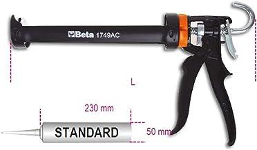 Beta 1749AC Pistola Professionale ad Alta Spinta per Ancoranti Chimici, Cartucce Standard, Silicone 17490005