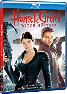 Hansel and Gretel: Witch Hunters | Blu-ray | Arabic Subtitle Included