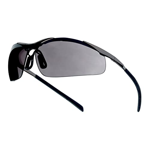 e2d4c01119 Bolle Contour Metal Frame Smoke Safety Glasses