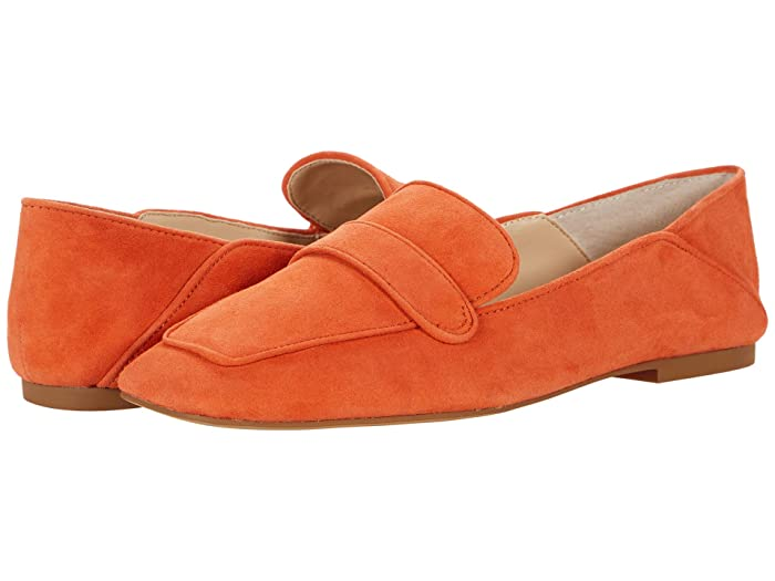Retro Vintage Flats and Low Heel Shoes Vince Camuto Landerla Juice Womens Flat Shoes $98.95 AT vintagedancer.com