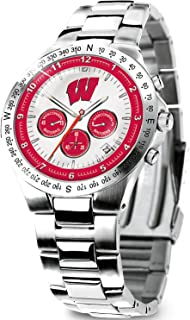 Wisconsin Badgers Collector's Watch by The Bradford Exchange