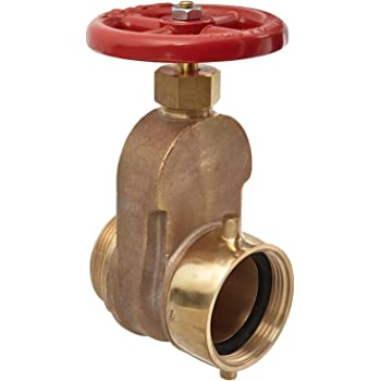 3 NPT Female Inlet x 2-1//2 NST Male Outlet Dixon WHYD3025F Brass Wharf Hydrant 300 psi Pressure