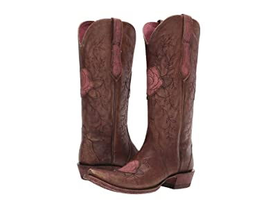 Ariat Rosalind (Naturally Distressed Brown) Cowboy Boots
