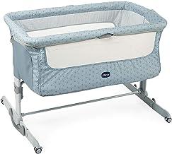Chicco - Co-Sleeper Next2Me Dream - Aanschuifwieg voor Baby - Instelbare Hoogte - Veilige Installatie - Babybed Inclusief ...