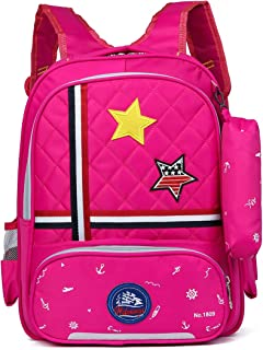 9ca6bbfd5 Tinytot Designer Hi Storage School Backpack School Bag for Boys & Girls  with Pencil Pouch (