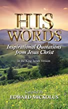 His Words: Inspirational Quotations from Jesus Christ