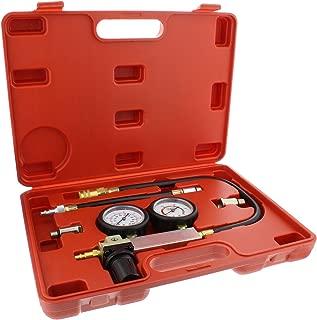 ABN Cylinder Leak Detector & Engine Compression Tester Kit – Piston Ring, Valve, Head Gasket Diagnosis Leakage Test Set