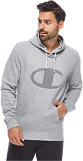 Hooded Sweatshirt For Men - Grey M