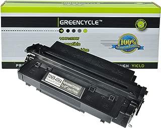 GREENCYCLE C4096A Laserjet Toner Cartridge Replacement for HP 96A Laserjet 2100 2100m 2100se 2100tn 2100xi 2200 2200d 2200dn 2200dse 2200dt 2200dtn Printer(1 Black)
