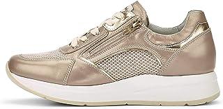 Nero Giardini 0471D Sneakers con Lacci in Pelle Donna