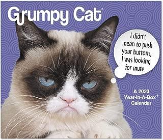 2020 Grumpy Cat Year-In-A-Box Calendar (LMB2470020)