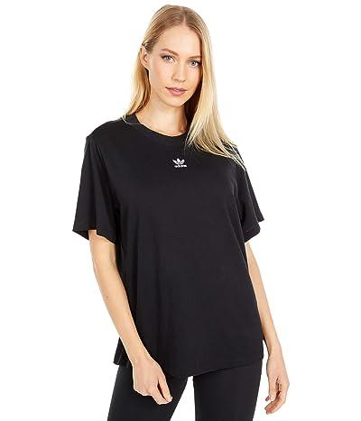 adidas Originals Trefoil T-Shirt (Black) Women