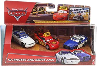 DisneyPixar Cars, To Protect and Serve 3-Pack