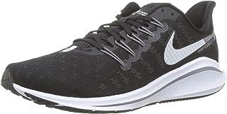 Nike Australia Men's Air Zoom Vomero 14 Running Shoes, Black/White-Thunder Grey