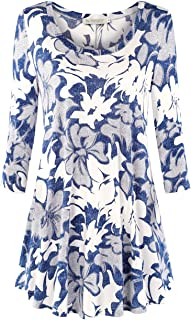 Best womens fitted tunic tops Reviews