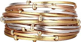 multilayer braided bracelets