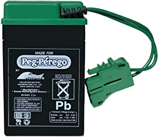 Best peg perego sealed battery Reviews