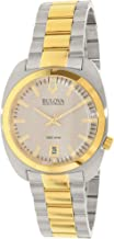 Bulova Men's Accutron ll - 98B272 Two-Tone Watch