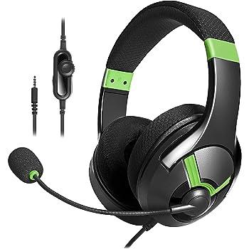 Amazon Basics Gaming Headset - Green