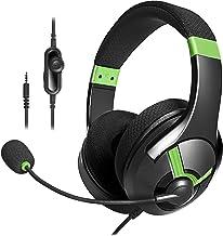 AmazonBasics Gaming Headset - Green